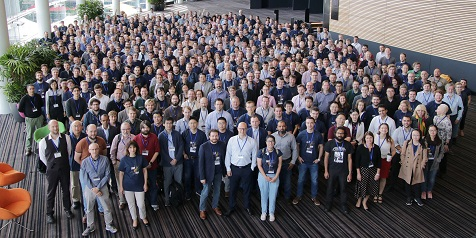 CHEP2019 group photo